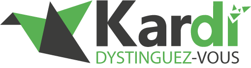 Logo Kardi Dysntinguez vous Learn and go